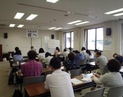 県中・会津研修